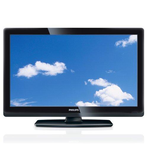 Philips 26PFL3606H/12 66 cm (26 Zoll) LCD-Fernseher, Energieeffizienzklasse C (HD-Ready, DVB-T/C, CI+) schwarz
