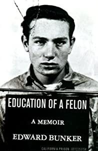 "Cover of ""Education of a Felon: A Memoir&..."