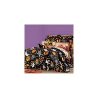 Amazon.com - Halloween - Trick or Treat - 9pc BED IN A BAG ...