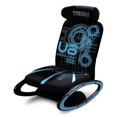 zeus thunder ultimate gaming systems chair adams adirondack stacking white buy best rockers tron video game rocker 0883tron