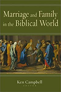 "Cover of ""Marriage and Family in the Bibl..."