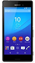 Sony Xperia M4 Aqua 16GB GSM/LTE Unlocked Cell Phone - Black (U.S. Warranty)