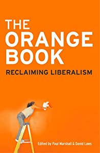 "Cover of ""The Orange Book: Reclaiming Lib..."