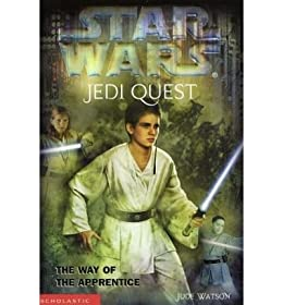 Cover artwork for Jude Watsons' Jedi Quest #1: The Way Of The Apprentice
