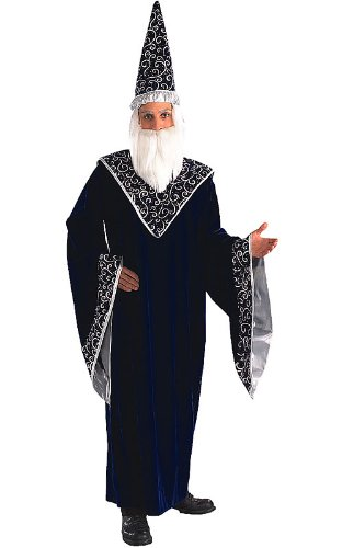 Merlin the wizard costume