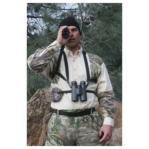 Crooked Horn Bino Rangefinder Harness Camo Amazon