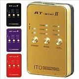 低周波治療器 AT-mini II (AT ミニ2) (ゴールド)