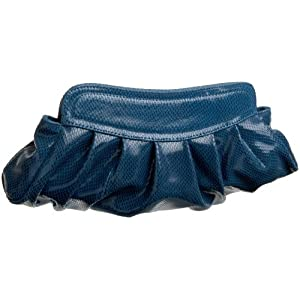 Hype Jordan Pleated Clutch
