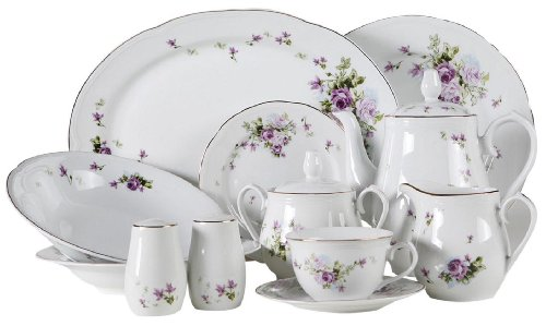 Big Discount event Lynns Lydia 49-Piece Dinnerware Set Service for 8. Check the price today. Lynns Lydia 49-Piece Dinnerware Set Service for 8 Read ...  sc 1 st  coolteapotandpitcher - WordPress.com & Lynns Lydia 49-Piece Dinnerware Set Service for 8 ...
