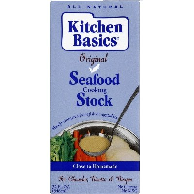 Kitchen Basics Seafood Stock 12x 32OZ