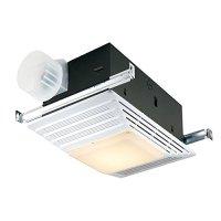 Broan Heater Bath Fan Light Combination Bathroom Ceiling ...