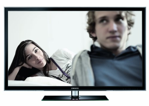Samsung UE37D5000PWXZG 94 cm (37 Zoll) LED-Backlight-Fernseher, Energieeffizienzklasse A (Full HD, 100Hz CMR, DVB-T/C, CI+) schwarz