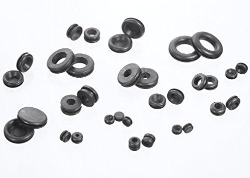 JawayTool 180pc Rubber Grommets Kit & Plug Wire Ring