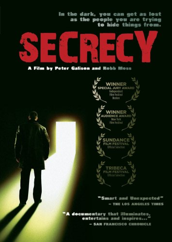 """Cover of """"Secrecy"""""""