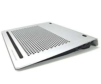 Zalman NC1000-B Cooling Pad with Pure Aluminum Panel (NC1000-B)