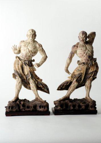 イSム 金剛力士像 (2体セット)