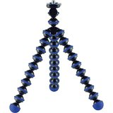 Cali-Pro-Gear-Flexible-Tripod-for-GoPro-Mirrorless-and-Point-and-Shoot-Cameras-Blue