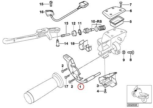 Get Cheap BMW Genuine Motorcycle Clutch Fitting Choke