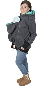3in1-Maternity-Polar-Fleece-Hoodie-for-Baby-Carriers-Graphiteteal