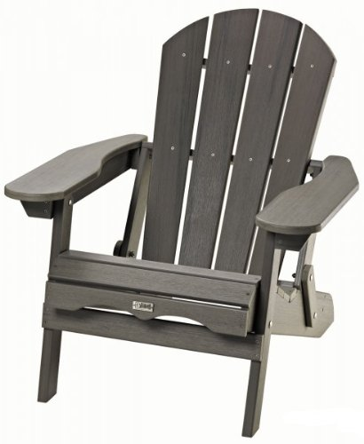 gray adirondack chairs target folding black lawn eon chair grey 35 d x 34 h 30 5 w review