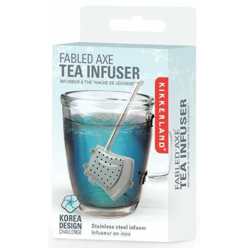 Kikkerland Fabled Axe Tea Infuser