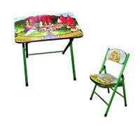 Table And Chair Cartoon