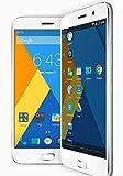 Lenovo ZUK Z1 Cyanogen OS 12.1(Android 5.1.1 ベース)搭載グローバルモデル (ホワイト)