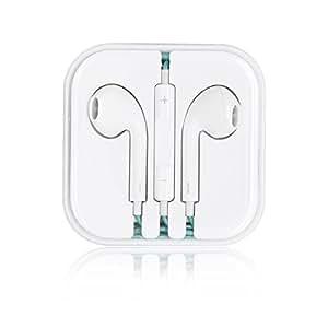 iProtect cuffie In-Ear Headset stereo con cavo anti nodi