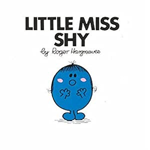 "Cover of ""Little Miss Shy"""