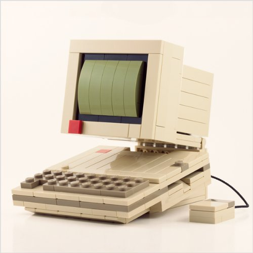 LEGO Apple Two Seeds Edition