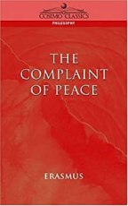 "Cover of ""The Complaint of Peace"""