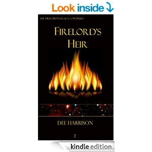 Firelord's Heir (The Firelord's Legacy)