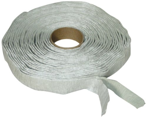 "Heng's 5825 1/8"" X 1"" X 30' Butyl Tape - Pack of 4"