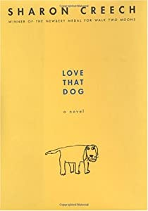 "Cover of ""Love That Dog"""