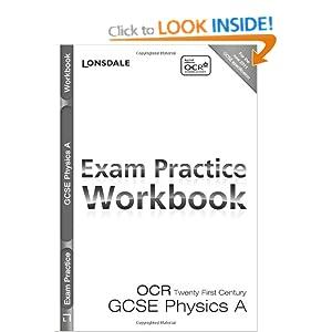 OCR 21st Century Physics A: Exam Practice Workbook