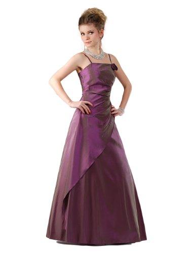 Envie/Paris - 1009 SOPHIA Abendkleid Ballkleid 1-teilig in Lila Gr.38-56
