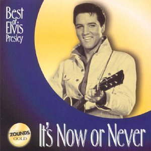 """Cover of """"It's Now or Never"""""""