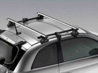 Brackets: Fiat 500 Removable Roof Rack