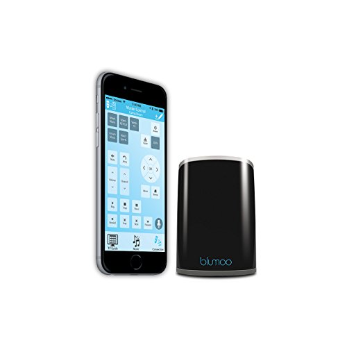 Blumoo Smart Control, turns iOS, Android, Apple Watch, Amazon Echo devices into Smart Universal Remote Controls