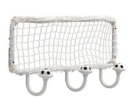 Soccer Ball Wall Mounted Coat Hook