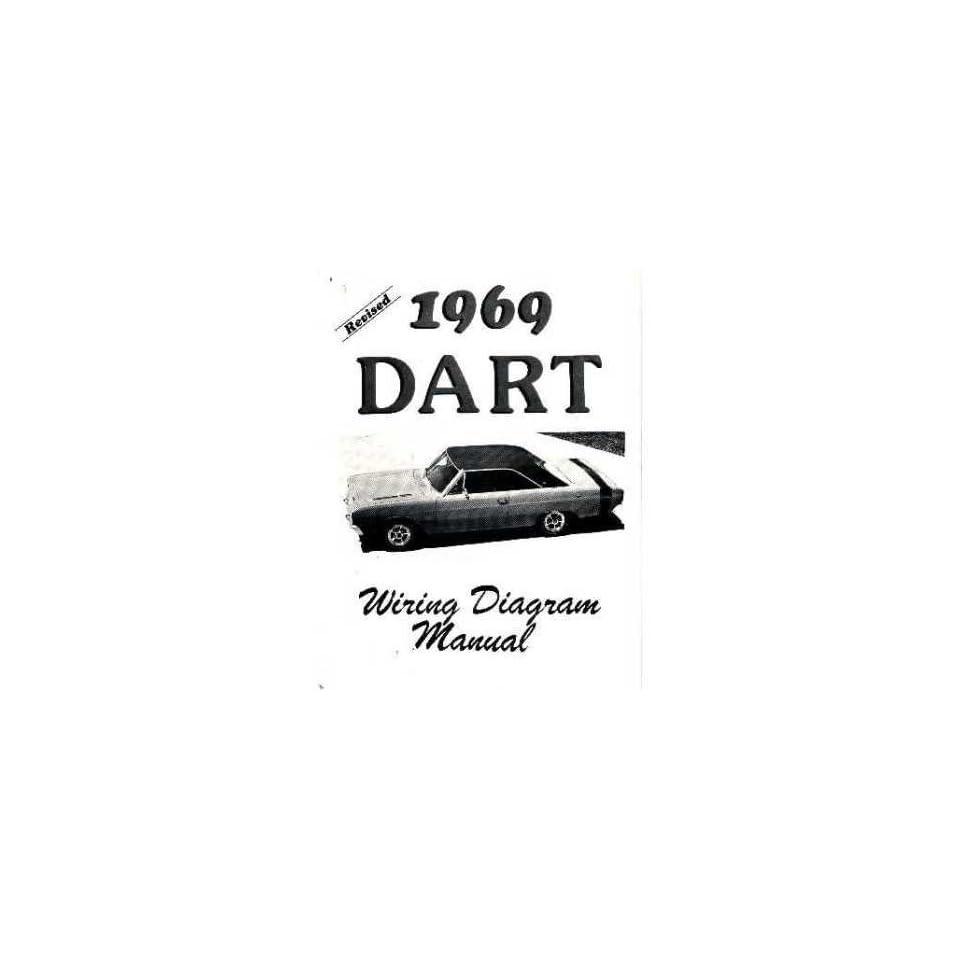 1969 Dodge Dart Electrical Wiring Diagrams Schematics