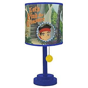 Disney Pirates Lamp