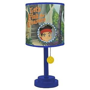 Disney Pirates Lamp