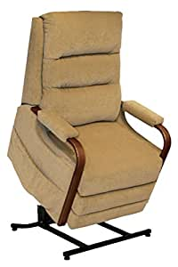 Amazon.com: Emerson Tan Power Lift Chair: Health ...