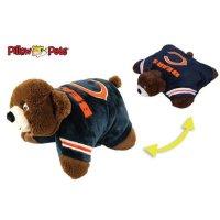 NFL Chicago Bears Pillow Pet Home Garden Decor Throw Pillows