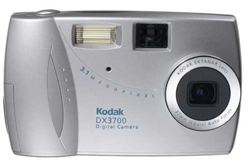 Kodak DX3700 EasyShare 3MP Digital Camera