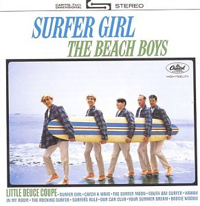 "Cover of ""Surfer Girl"""
