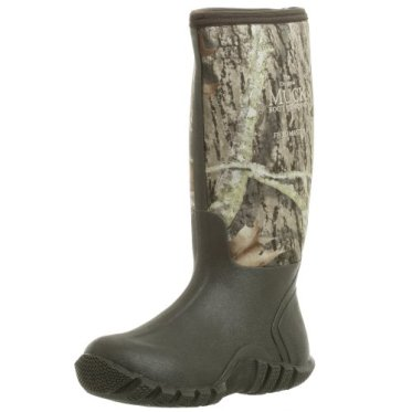 The Original MuckBoots Adult FieldBlazer Boot,Mossy Oak Break-up Camo,11 M US Mens/12 M US Womens
