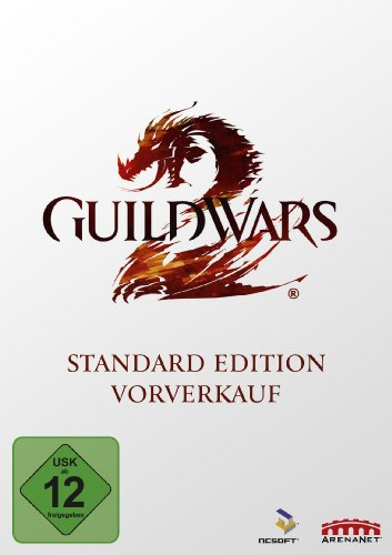 Guild Wars 2 - Standard Edition mit Beta-Zugang