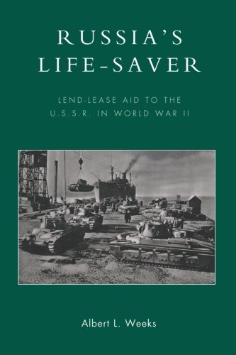 Russia's Life-Saver: Lend-Lease Aid to the U.S.S.R. in World War II